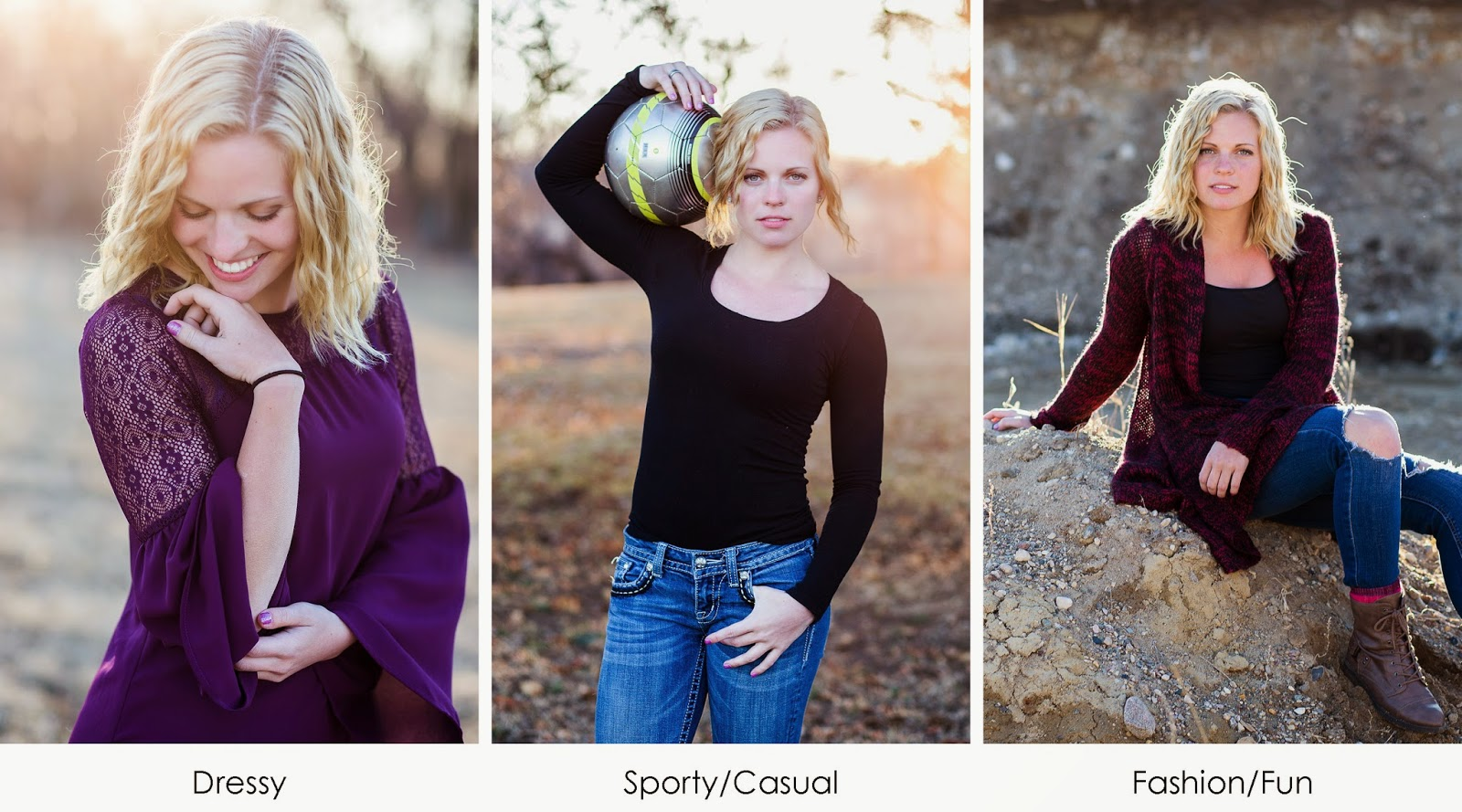 Detroit Lakes Area High School Senior Photographer | Getting the most out of your session