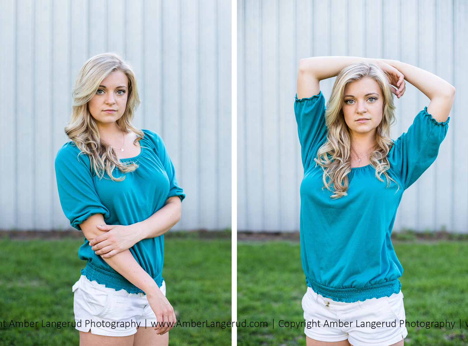 Hawley, MN Country Styled Outdoor Photoshoot