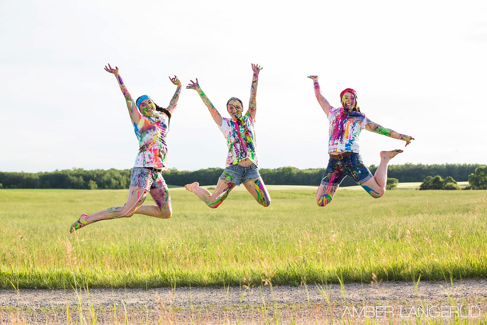 Jumping Picture | Detroit Lakes Area Photographer