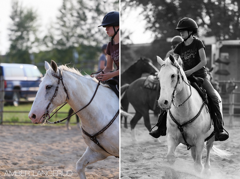 4-H Horse Games | Key Hole | Detroit Lakes Area Equine Photographer