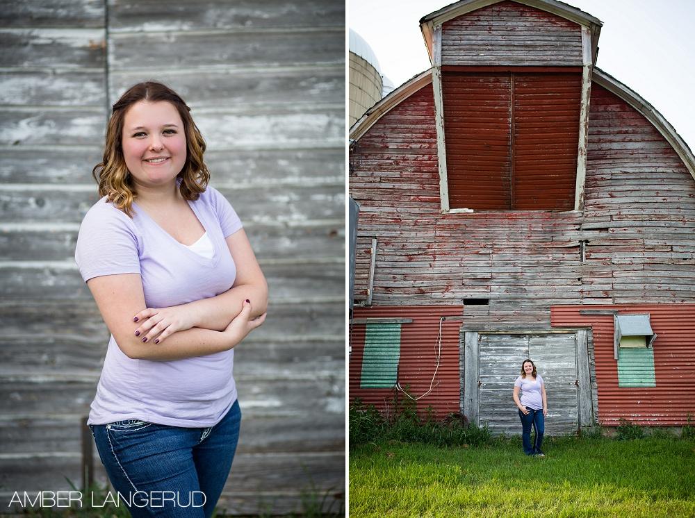 Detroit Lakes Area Senior Photographer   High School Senior Outdoor/Farm Styled Pictures