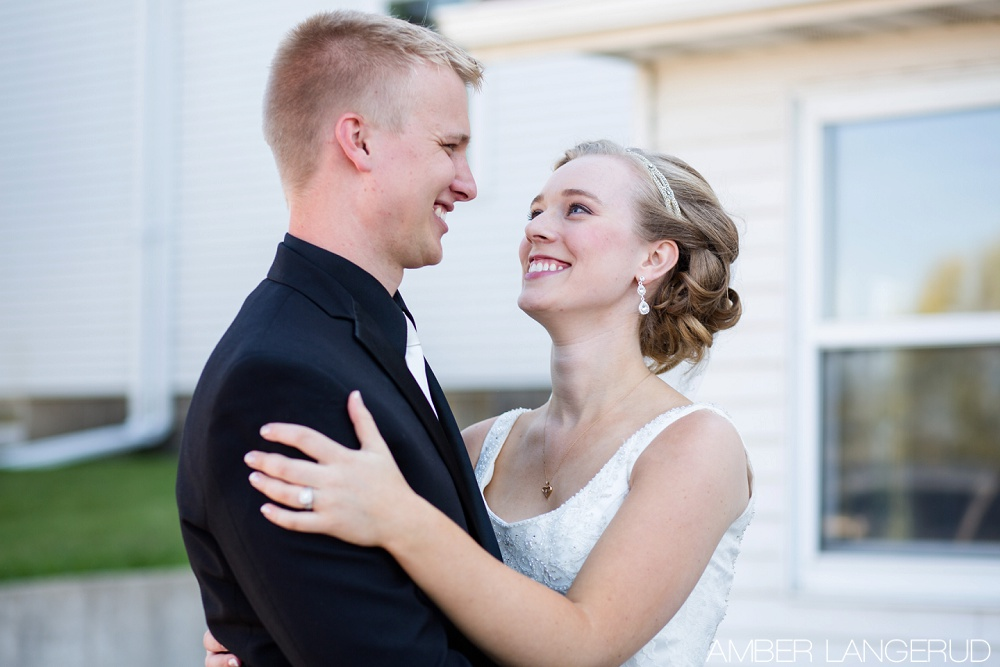 Mark & Eva | Fall, MN Wedding