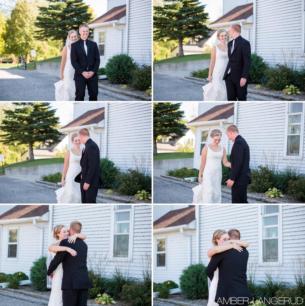 Mark & Eva | MN Fall Wedding