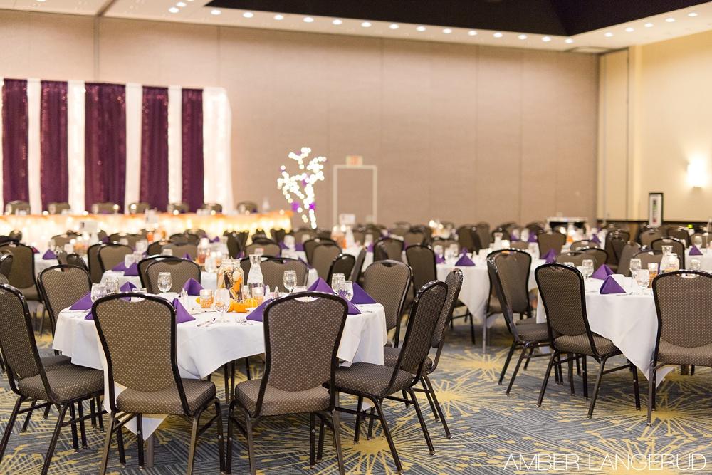 Fargo, ND Hilton Garden Inn Reception | Reception Details