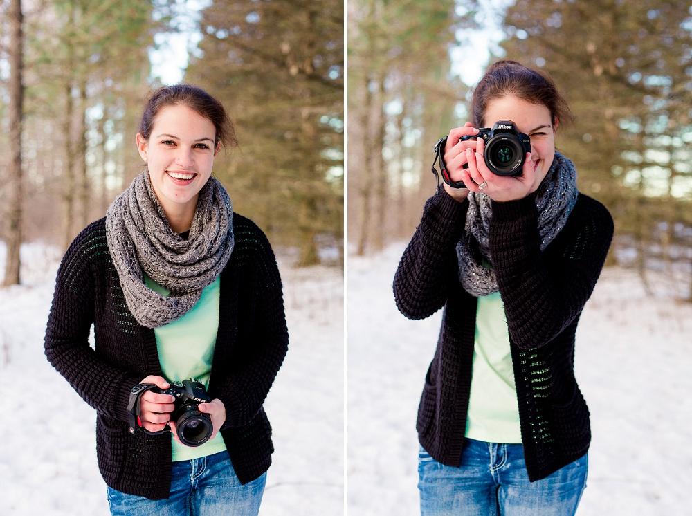 Sarah Pilon Photography | Photographer Headshots by Amber Langerud Photography