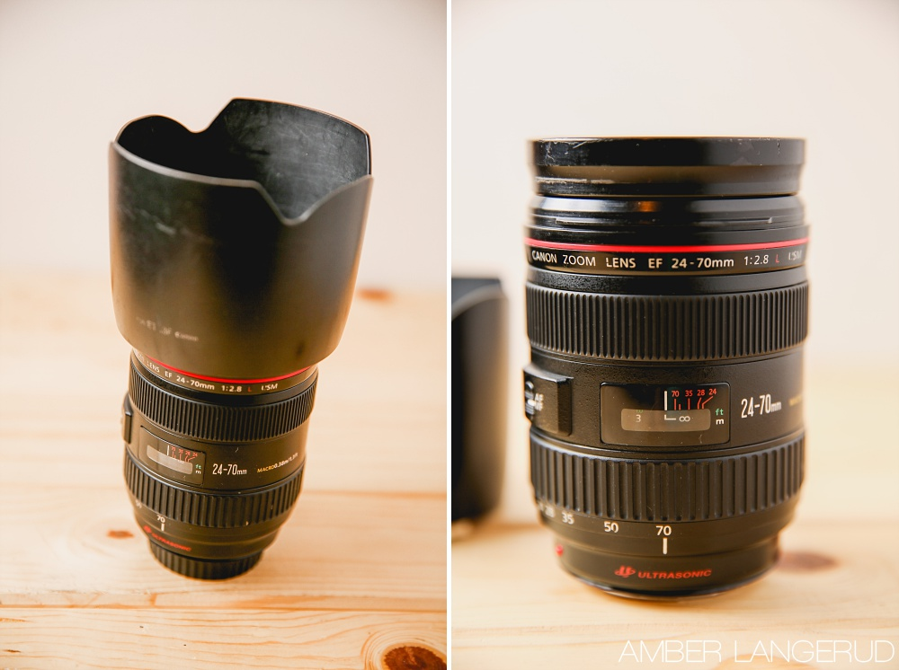 Canon 24-70 F/2.8 Lens for Sale