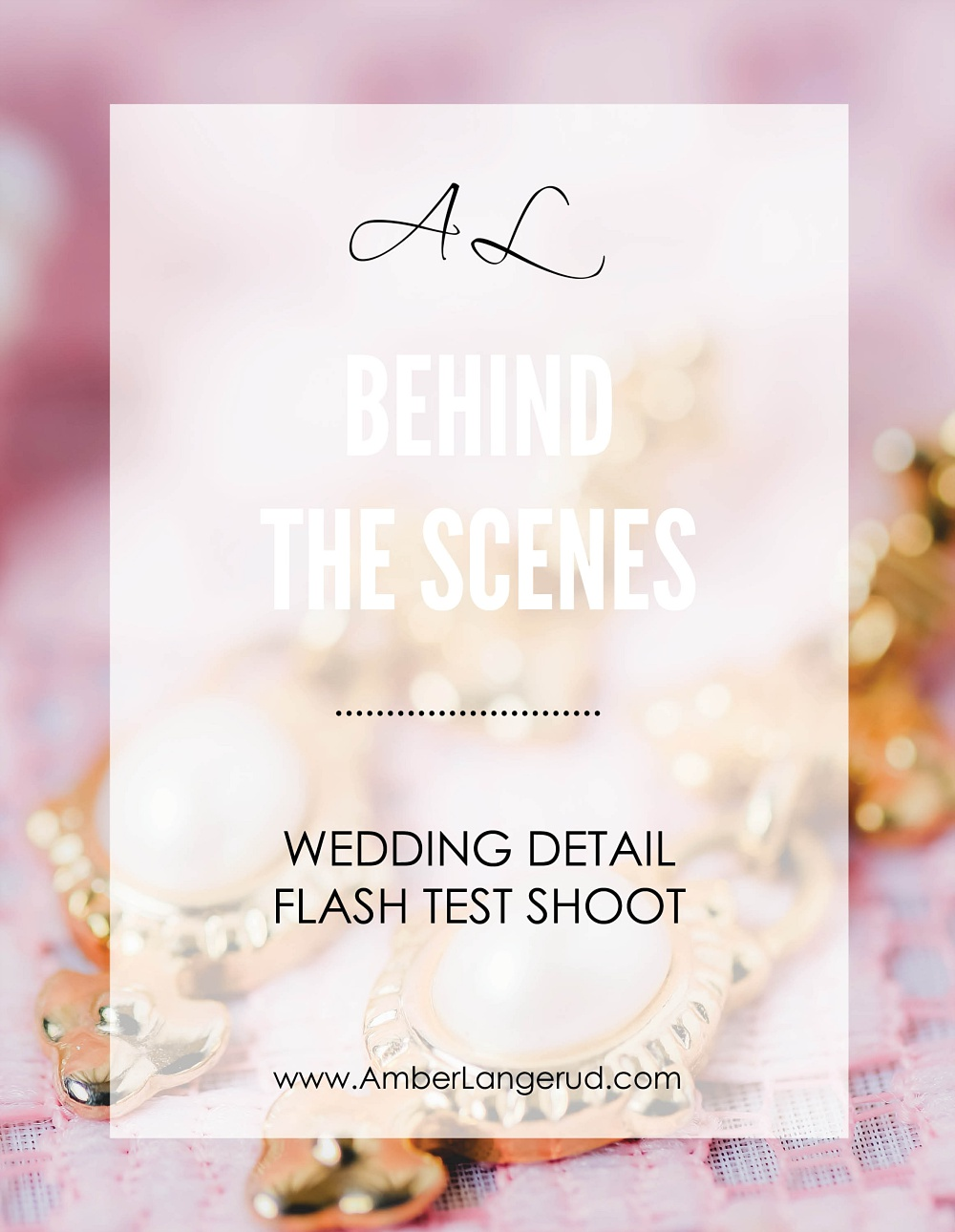 WEDDING DETAILS | How to Shoot with Flash
