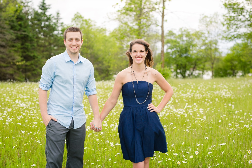 Outdoor, dressed up, summertime anniversary session near Audubon, MN