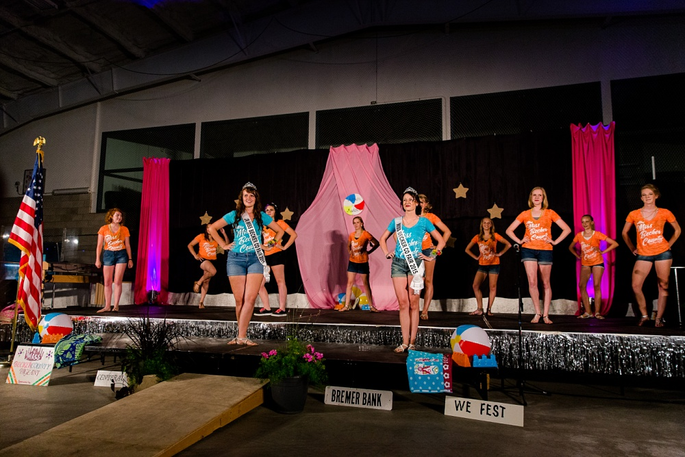 Miss Becker County 2016 | Group Performance