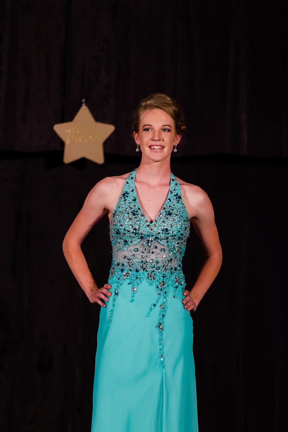 Miss Becker County Fair 2016 | Evening Gown Competition