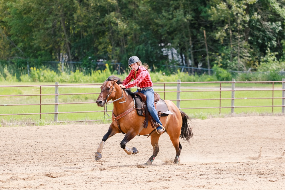 2016 Becker County 4-H Horse Show in Detroit Lakes, MN | Games