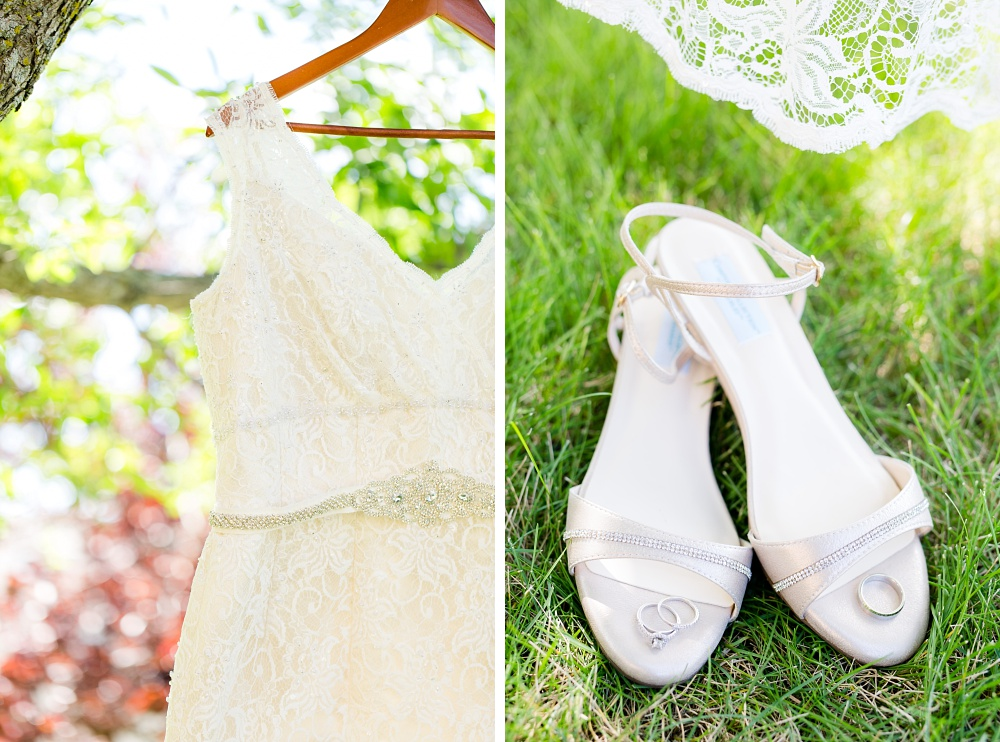 Detroit Lakes, MN Country Styled Wedding at Trinity Lutheran Church & Holmes Ballroom Photographed by Amber Langerud Photography