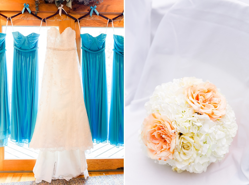 Rustic, Elegant, Lakeside & Frazee Event Center Wedding | Steph & Tim