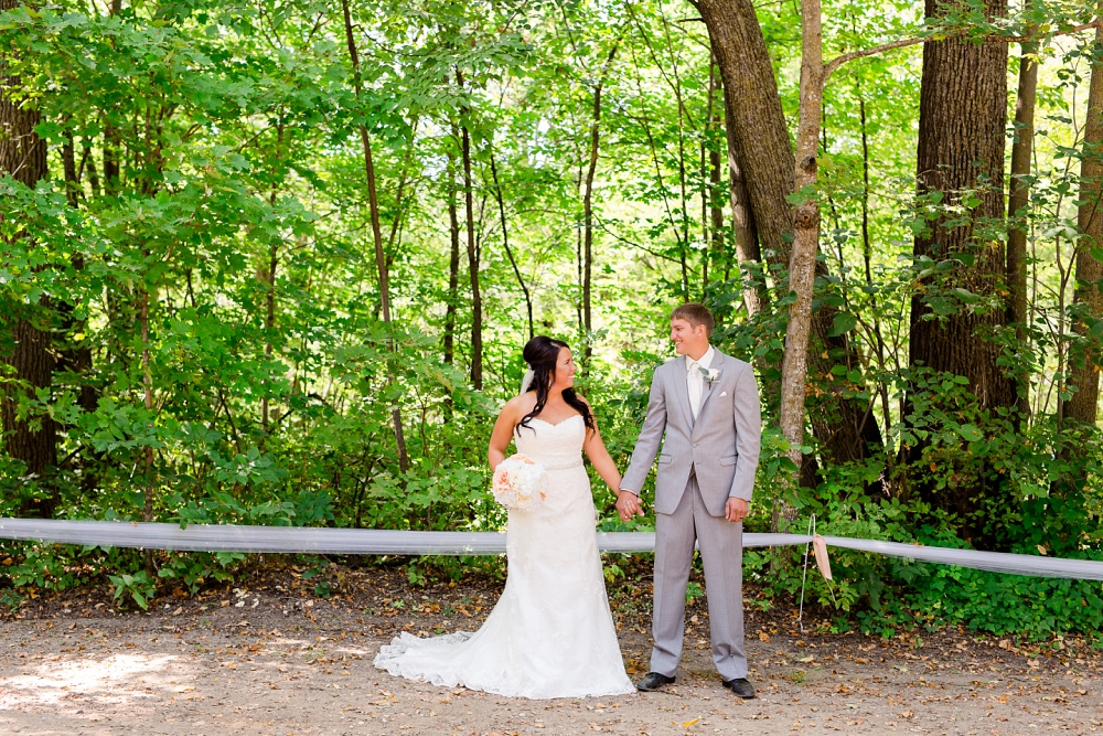 Rustic, Elegant, Lakeside & Frazee, MN Event Center Wedding   Steph & Tim