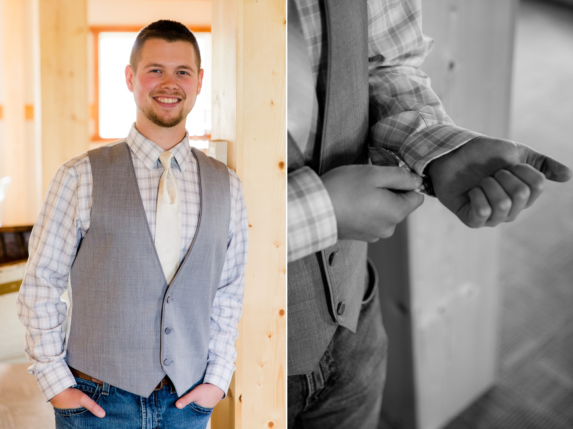 Your Wedding From a Photographer's Perspective Part 3: Getting Ready