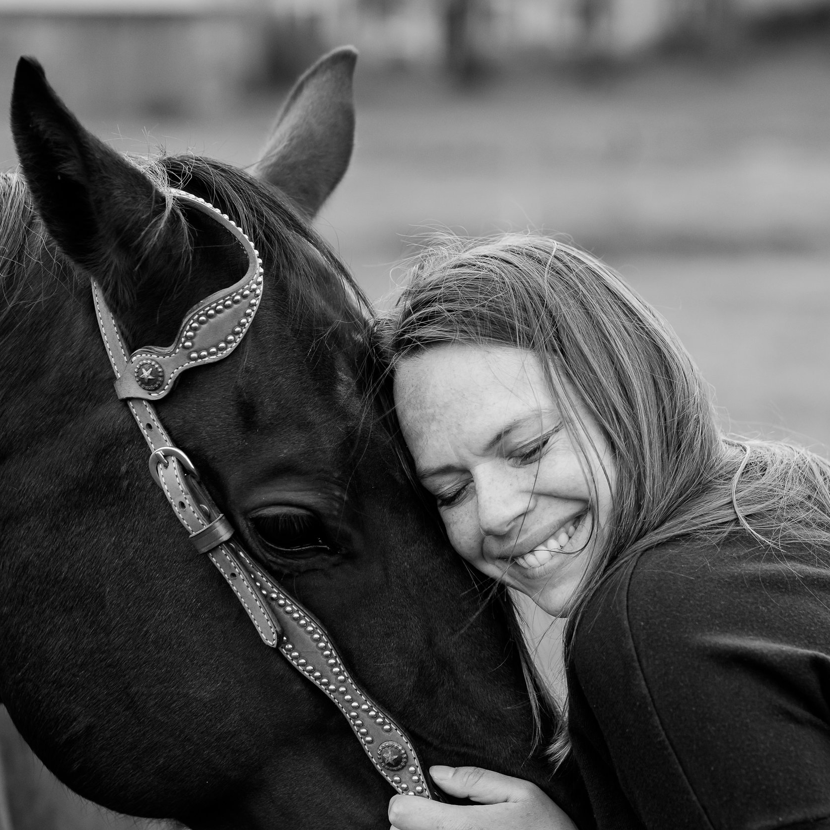 My Story - As a long time horse enthusiast, it seemed only natural that my love for horses and passion for photography collide! And in what better way than a girl and her horse portrait sessions. These sessions are perfect for your senior session, engagements or just because. I raised and trained my own horses and understand how special that connection can be and my training experience helps us work together to capture genuine connection in your images while keeping your horses calm, and if your horse does get a little ansy, no worries, I understand.