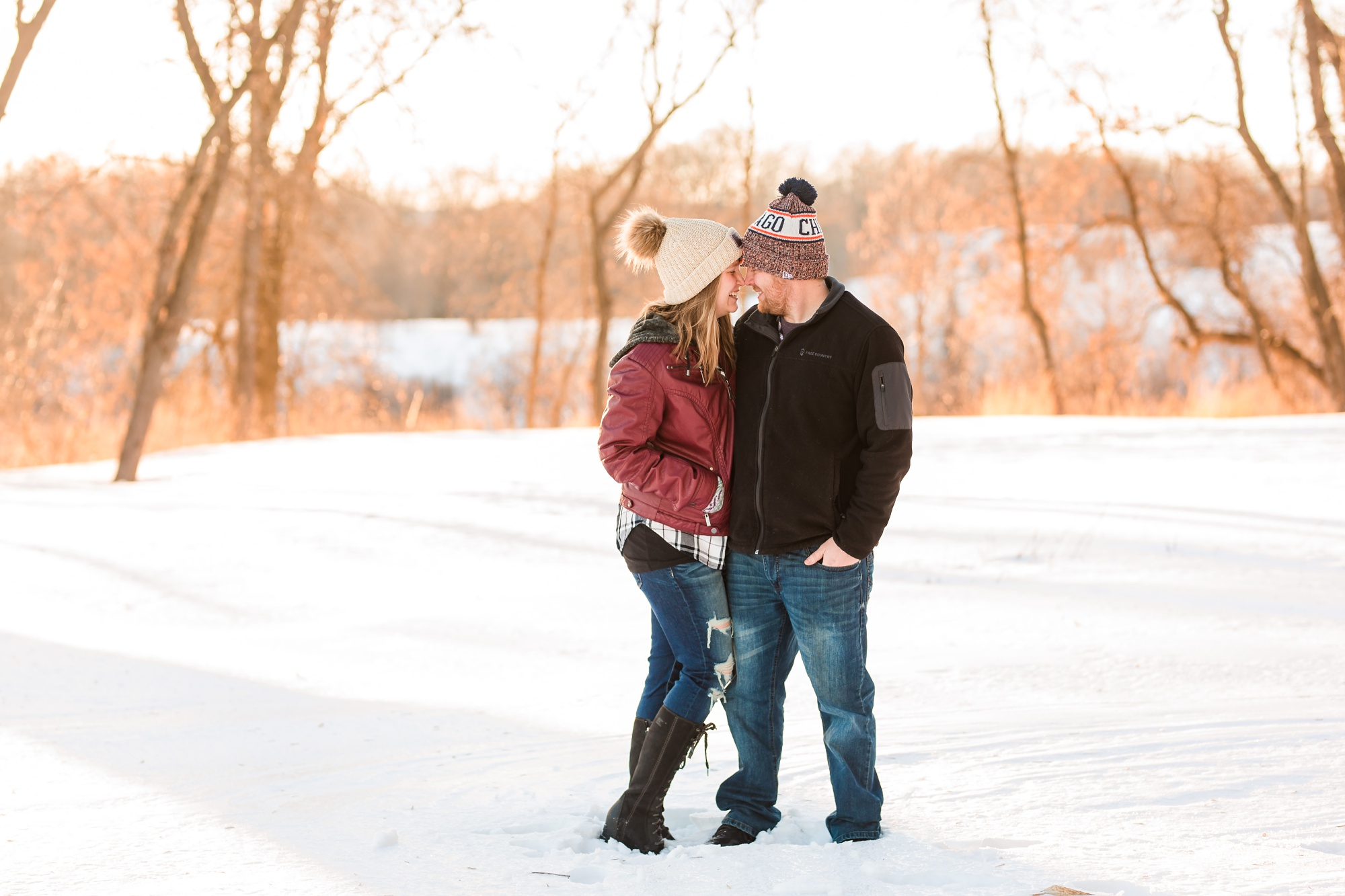Amber Langerud Photography_Minnesota Winter Engagement Portraits_6149.jpg