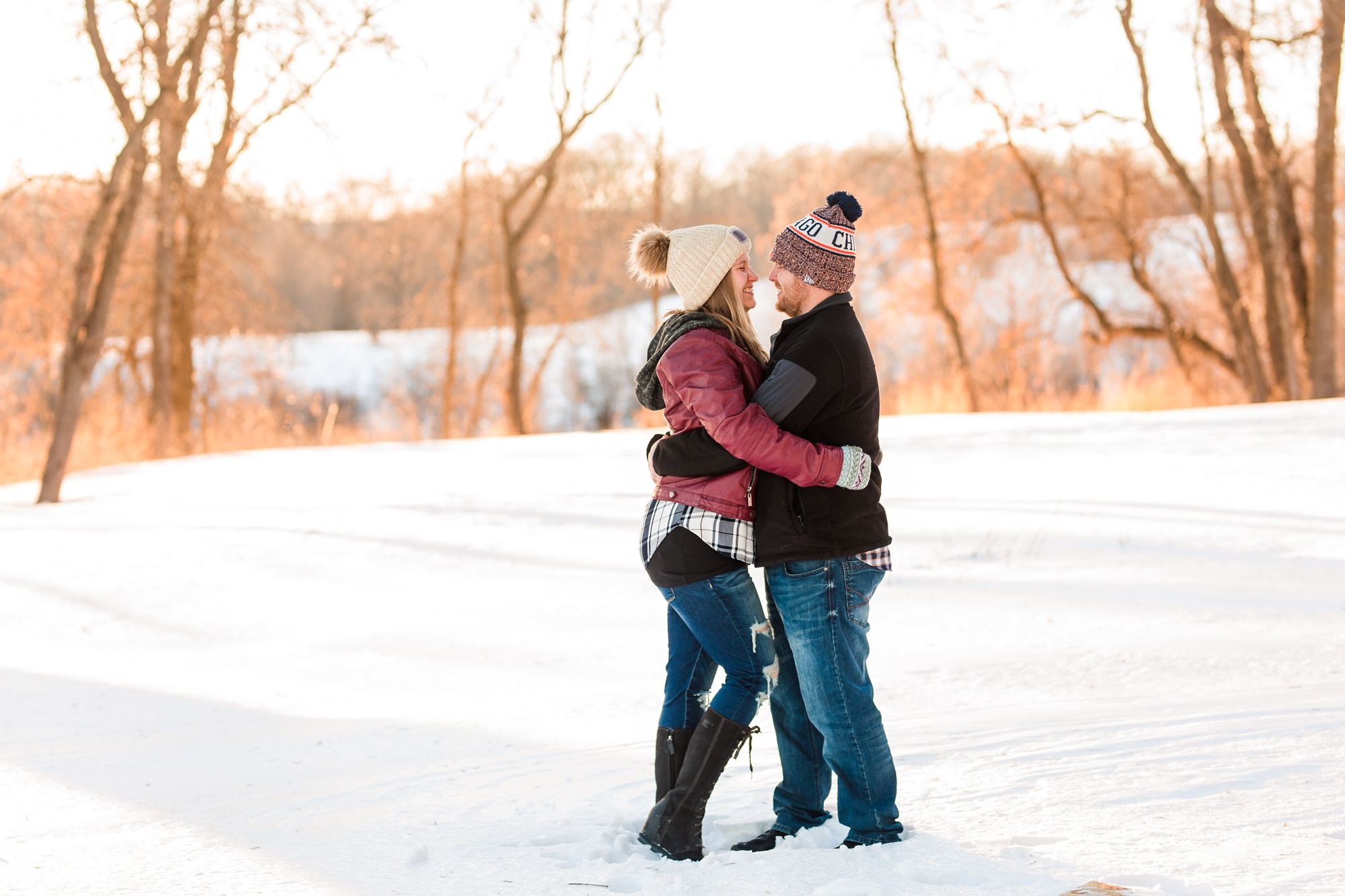 Amber Langerud Photography_Minnesota Winter Engagement Portraits_6151.jpg