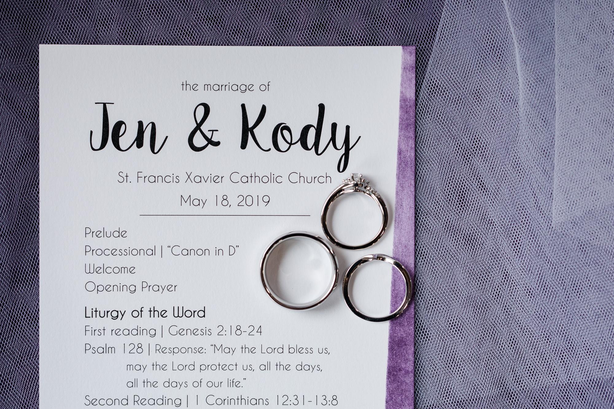 Amber Langerud Photography_Catholic Spring Wedding with Purple Accents_6298.jpg