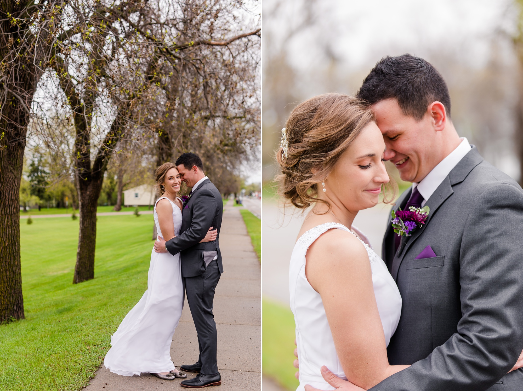 Amber Langerud Photography_Catholic Spring Wedding with Purple Accents_6306.jpg
