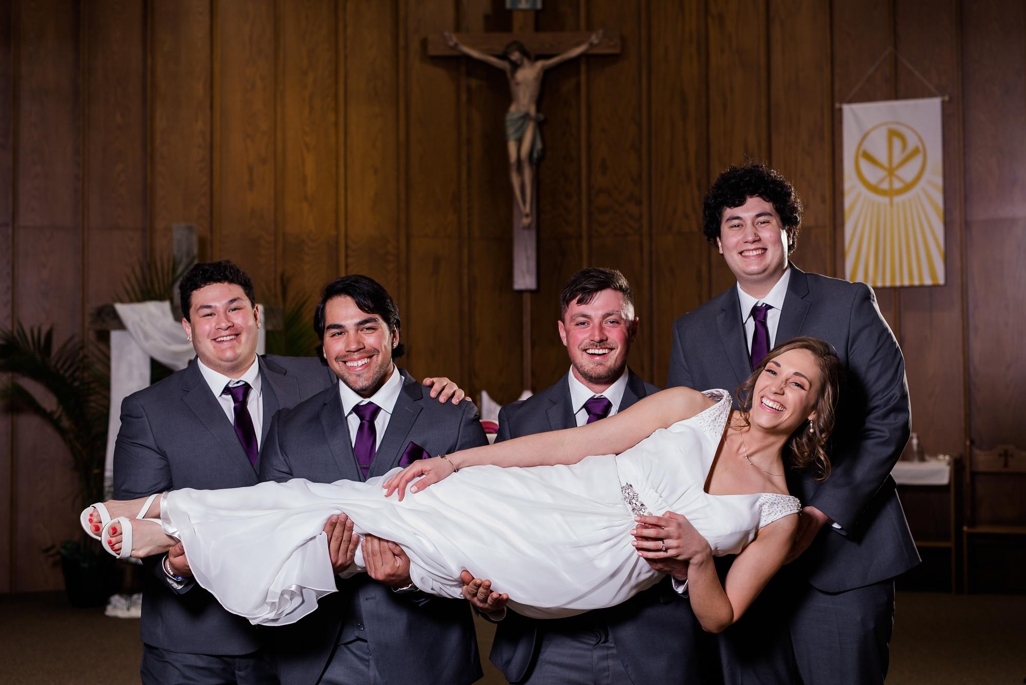 Amber Langerud Photography_Catholic Spring Wedding with Purple Accents_6328.jpg