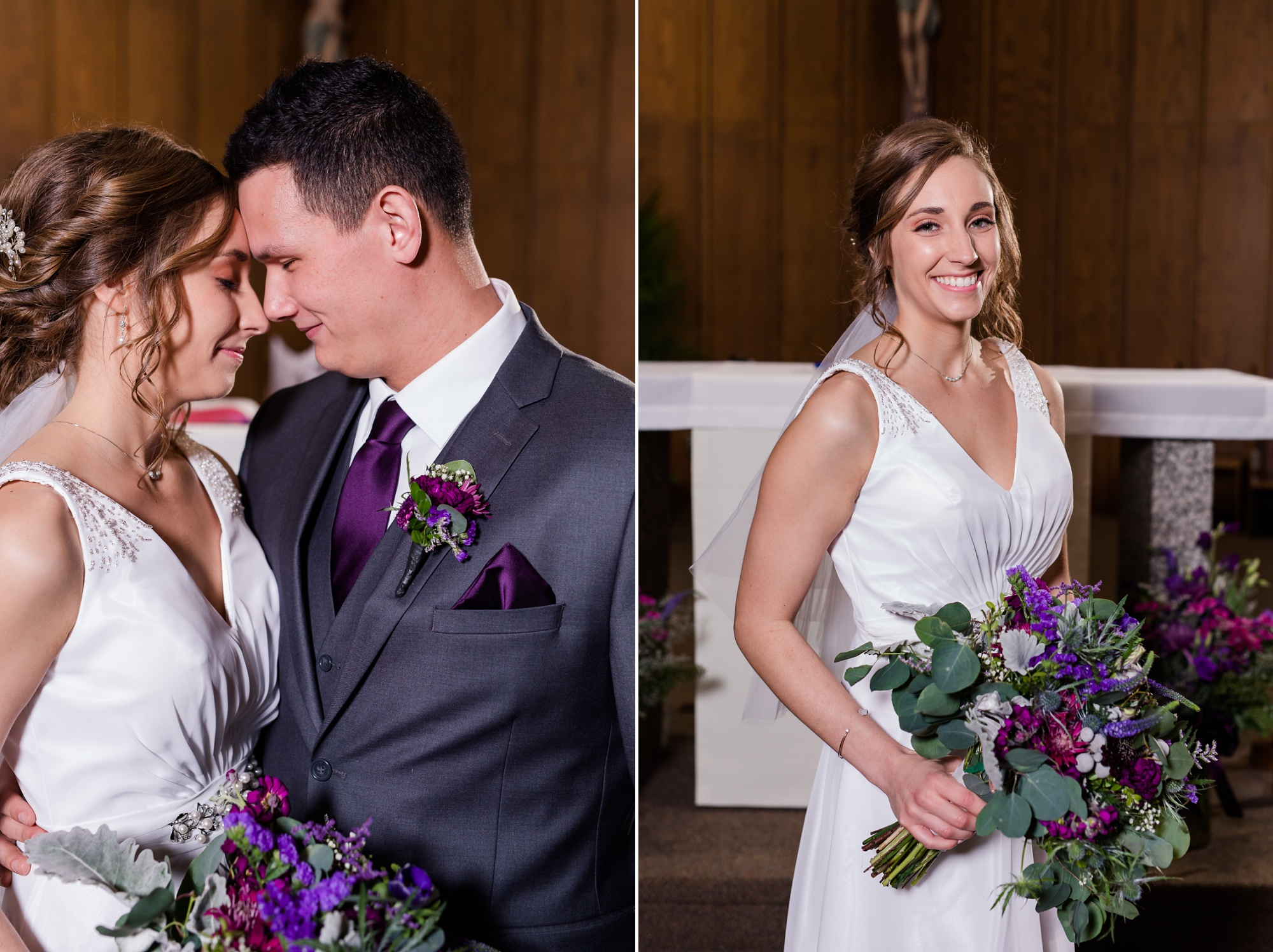 Amber Langerud Photography_Catholic Spring Wedding with Purple Accents_6329.jpg