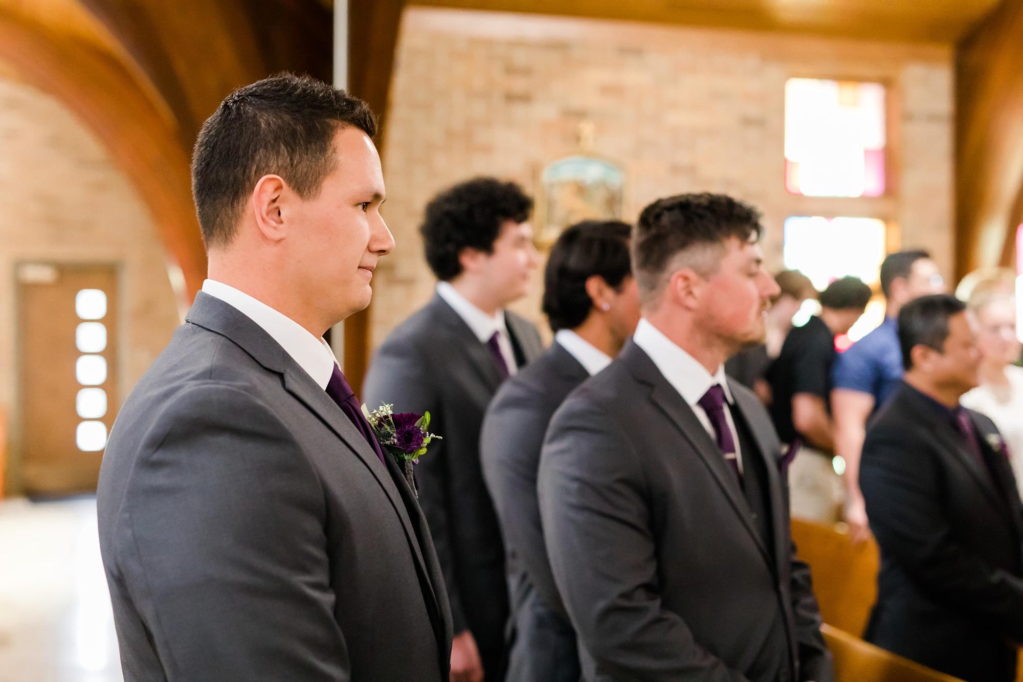 Amber Langerud Photography_Catholic Spring Wedding with Purple Accents_6333.jpg