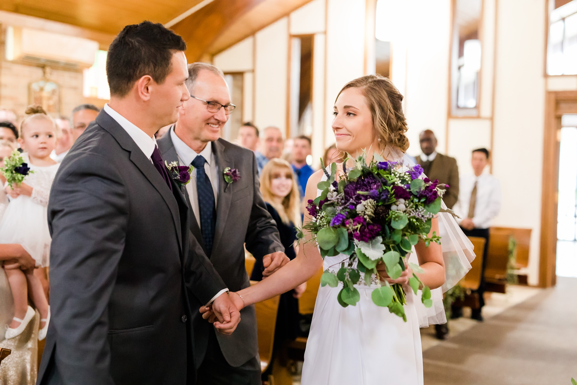 Amber Langerud Photography_Catholic Spring Wedding with Purple Accents_6334.jpg