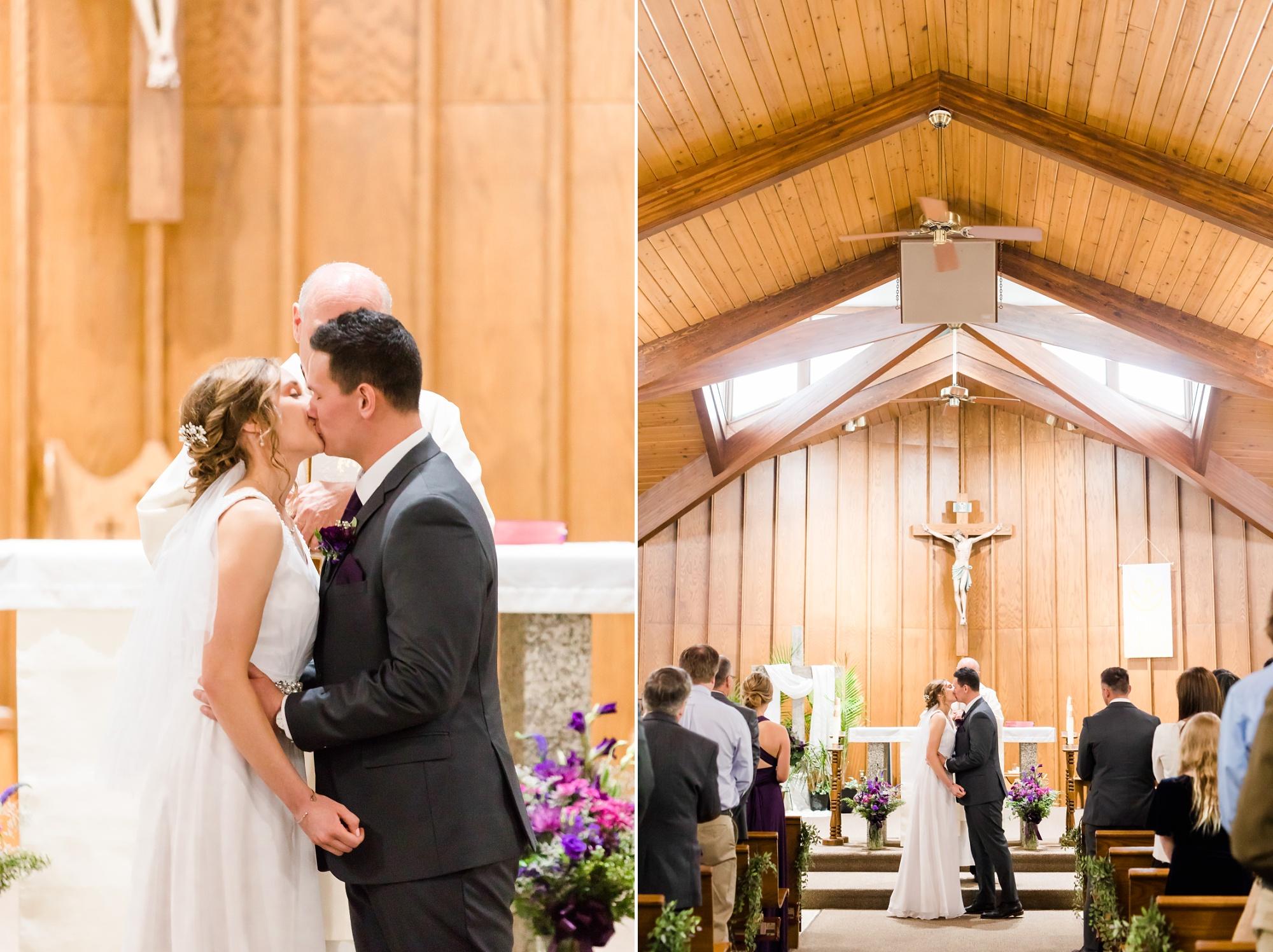 Amber Langerud Photography_Catholic Spring Wedding with Purple Accents_6338.jpg