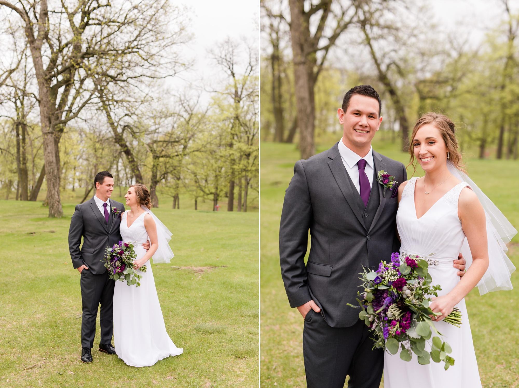Amber Langerud Photography_Catholic Spring Wedding with Purple Accents_6342.jpg