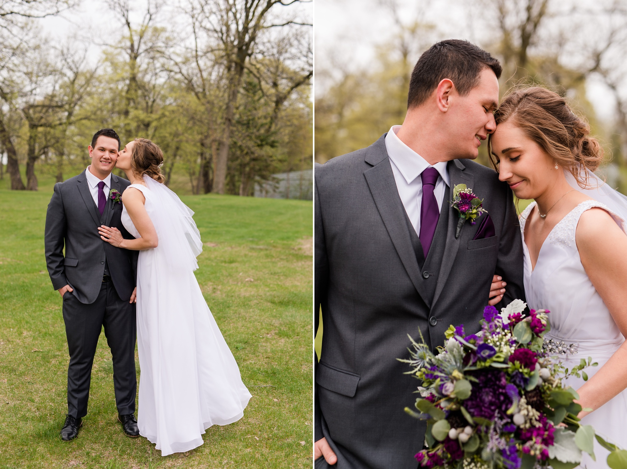 Amber Langerud Photography_Catholic Spring Wedding with Purple Accents_6346.jpg