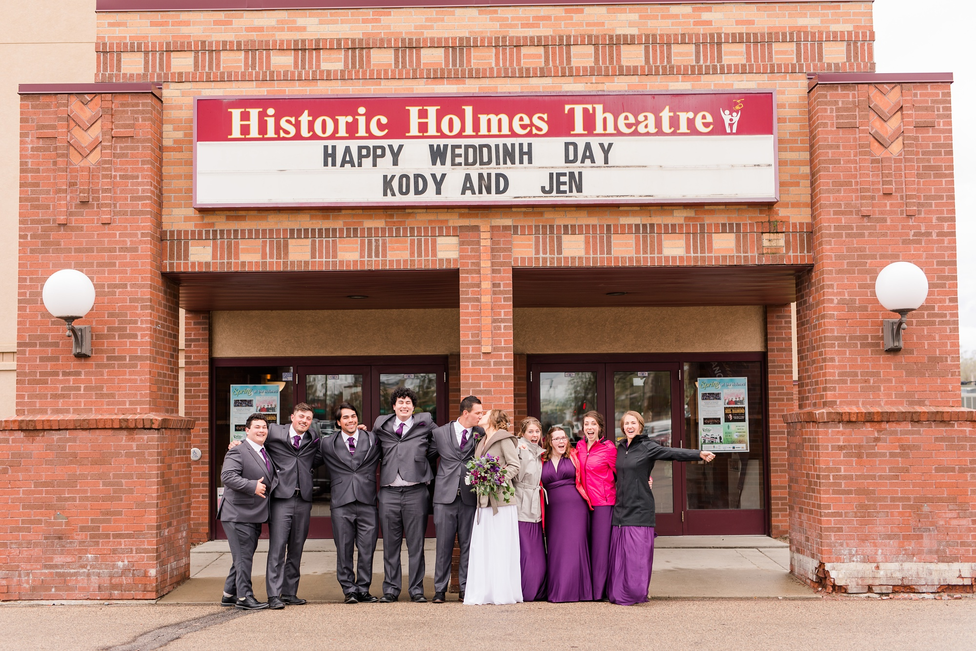 Amber Langerud Photography_Catholic Spring Wedding with Purple Accents_6355.jpg