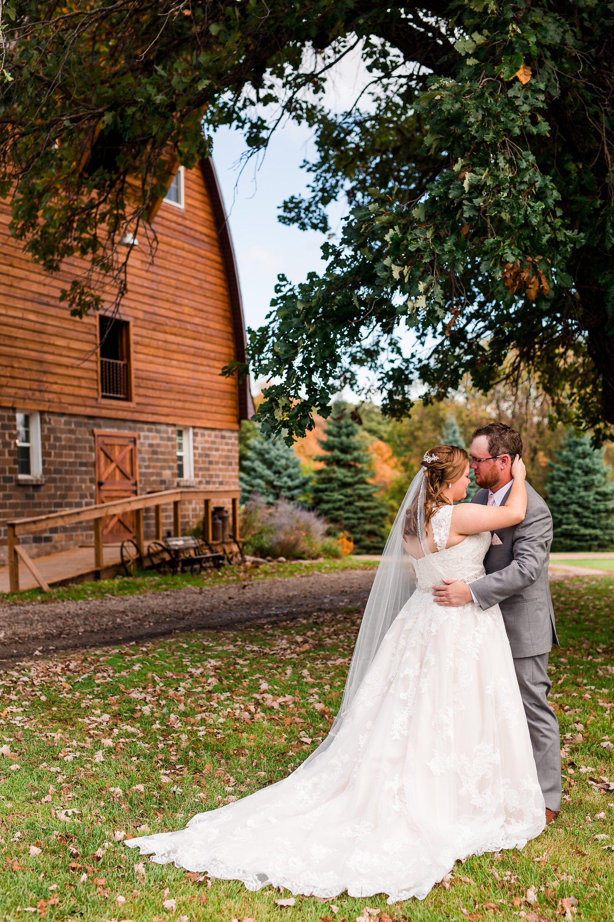 Amber Langerud Photography_Lake Park Minnesota, Outdoor Barn Wedding With Horses_6954.jpg