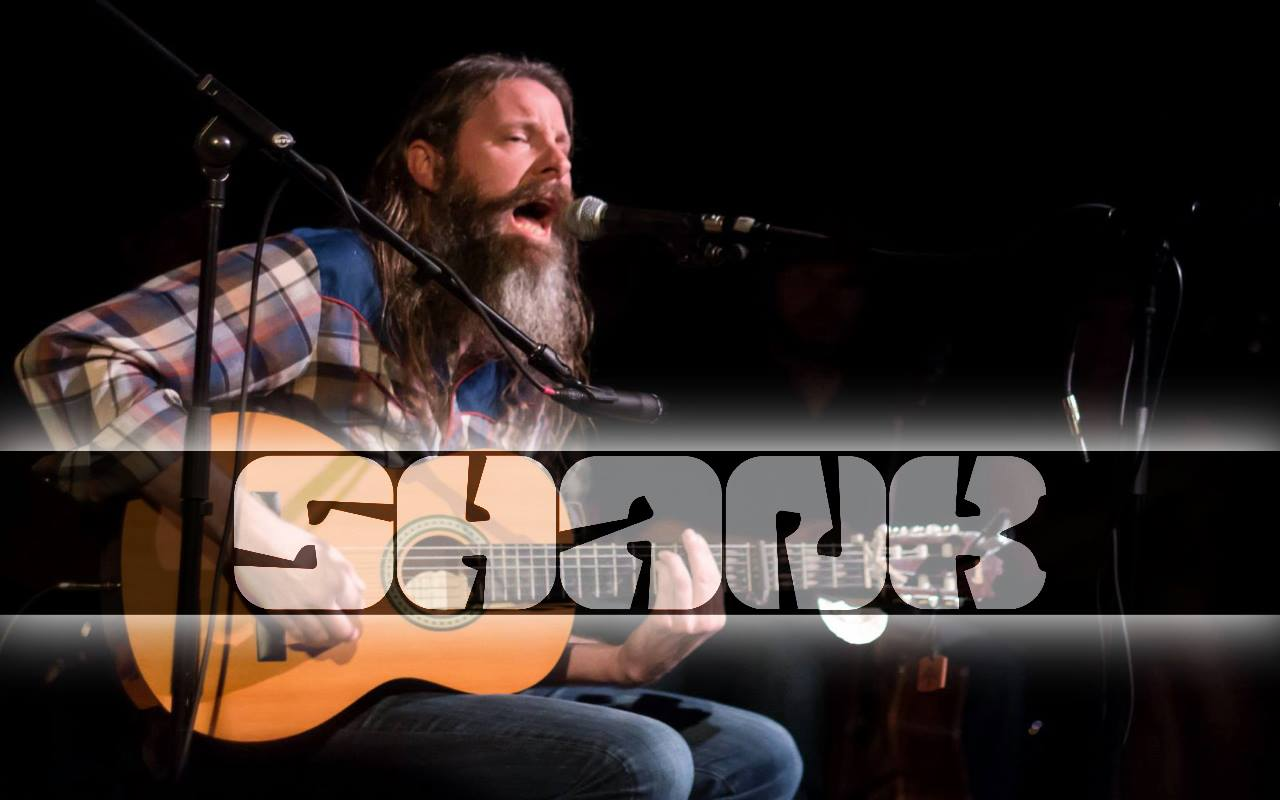 "Brad Shankwiler, of  The Courtyard Saints , performs live as ""Shank"""