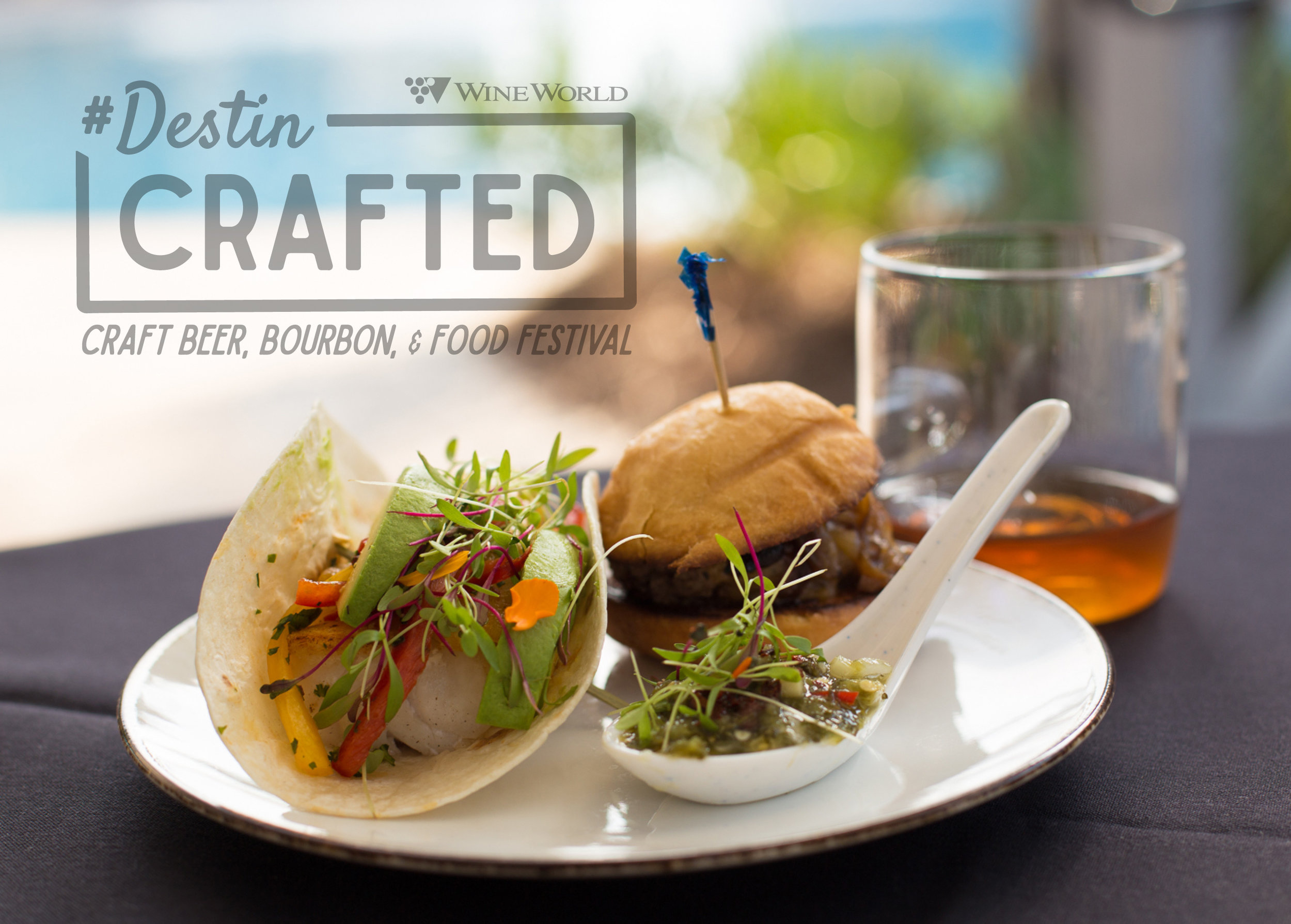 Destin Crafted Food and Whiskey