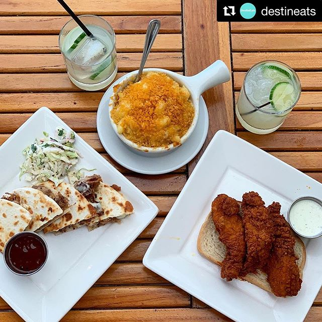 Happy hour must-haves 😍 #Repost 📸 @destineats