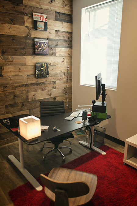 Collective Office Coworking space Coppell Dallas