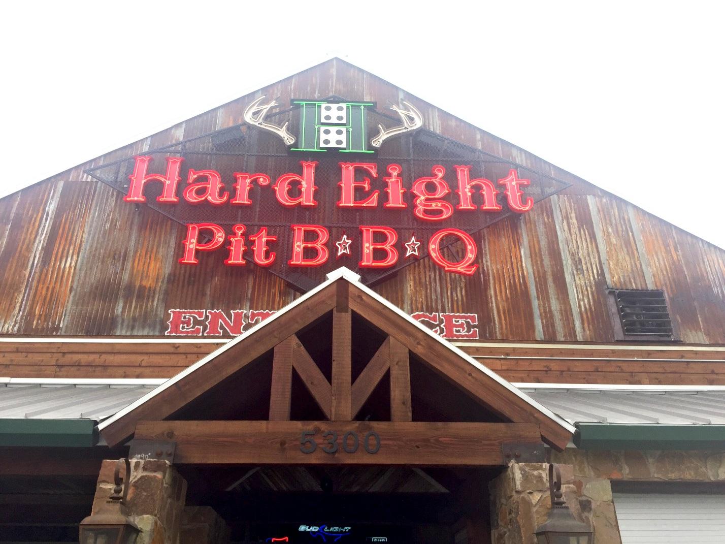 Hard 8 BBQ