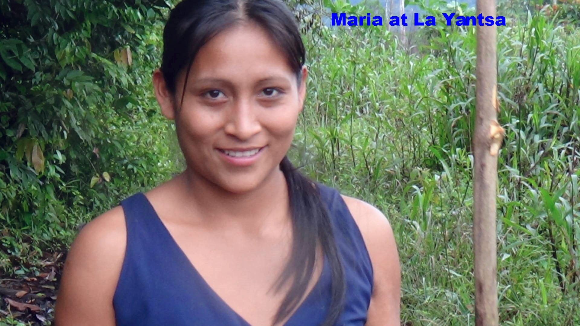 Maria at La Yantsa