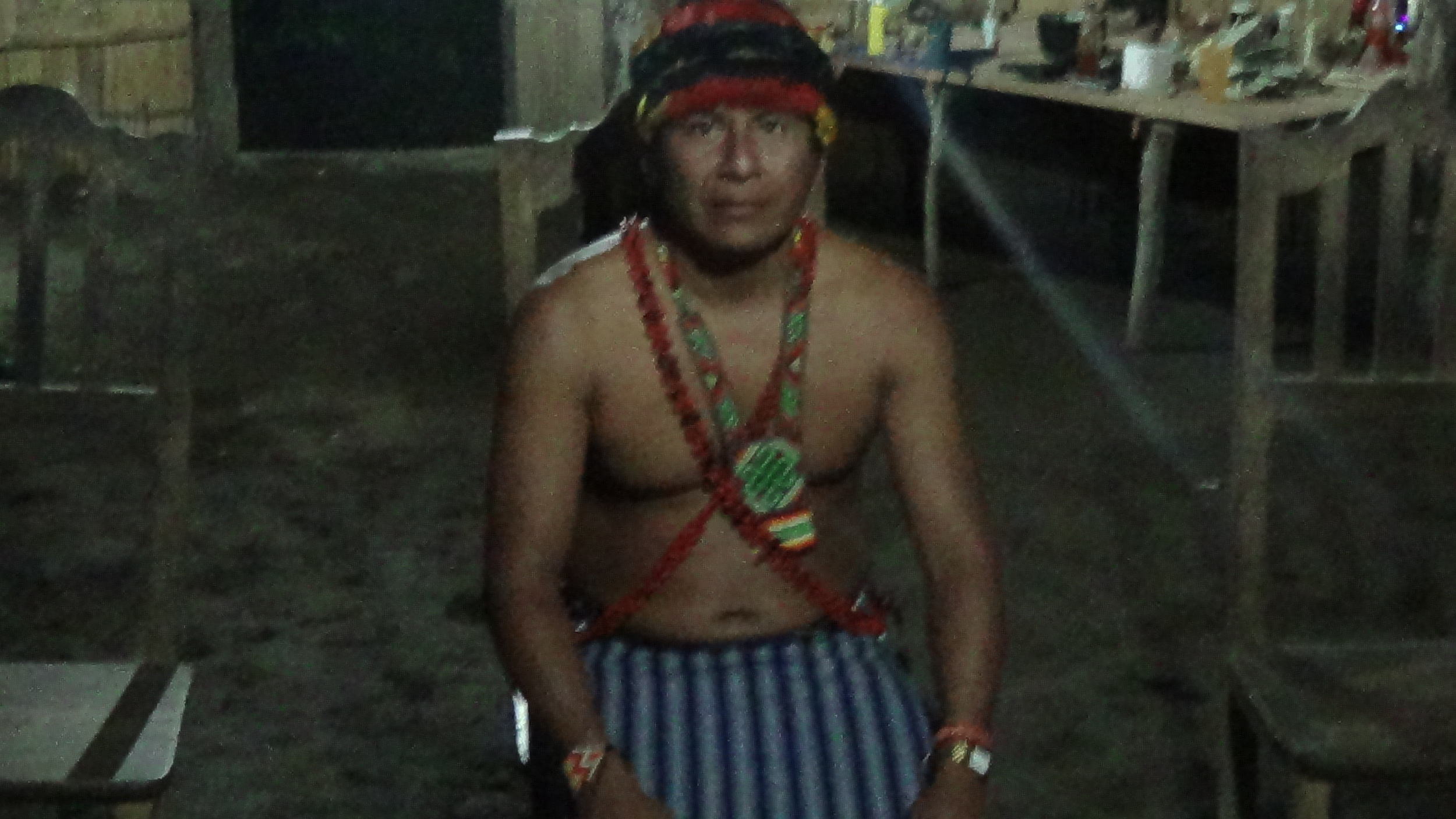 Shaman Alberto