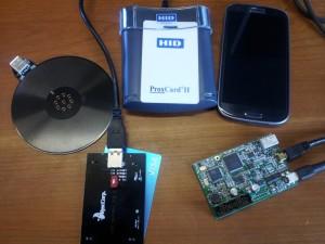 Proxmark Proxcard reader