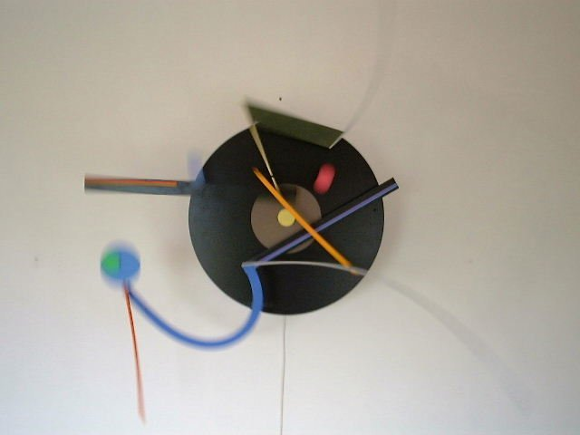 Maquette for Chaotic Constructions
