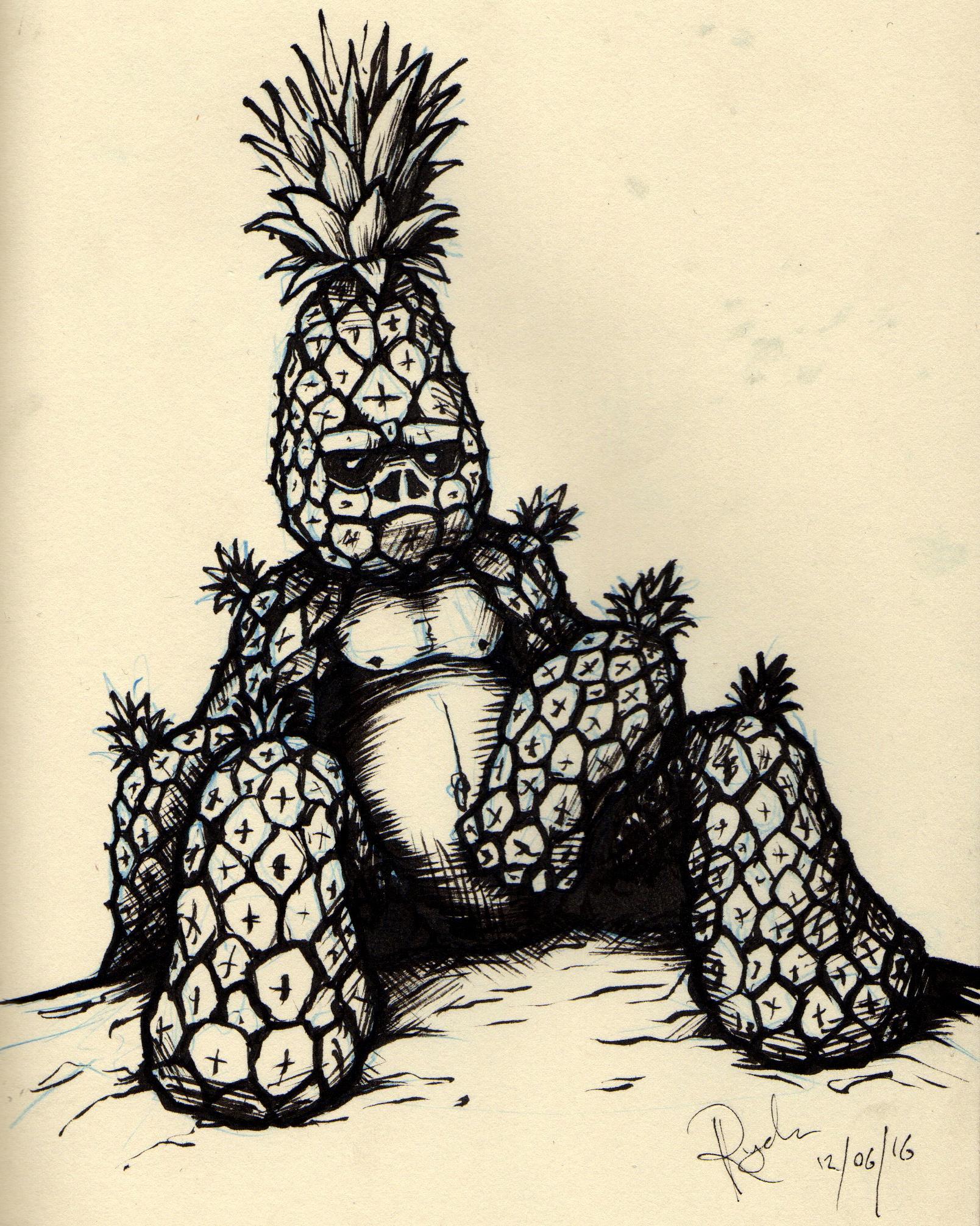 Pineapple Gorilla
