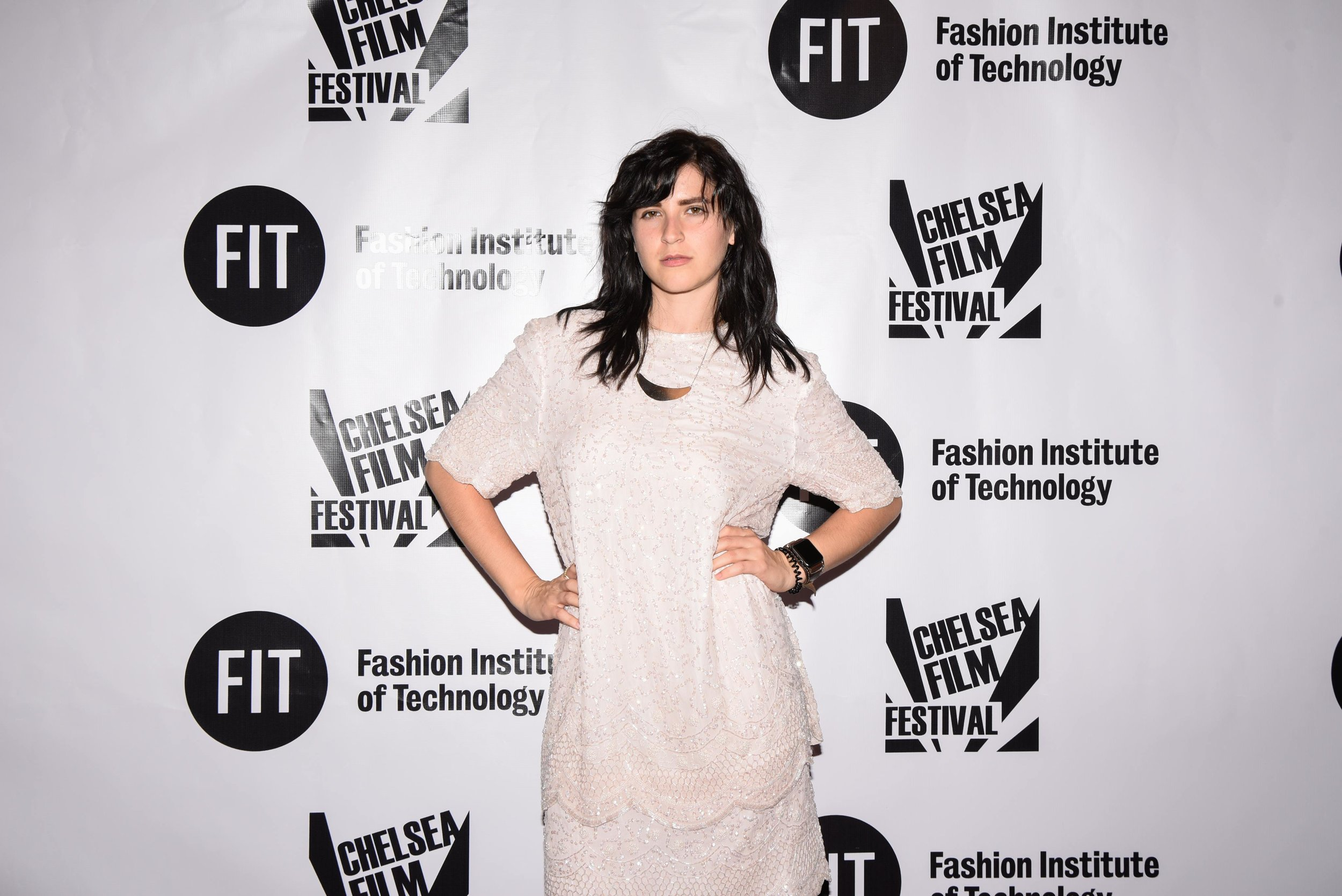 Marzy attends Chelsea Film Festival