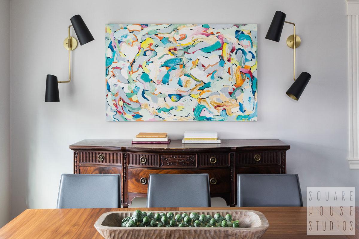 dining room-sideboard-modern painting.jpg