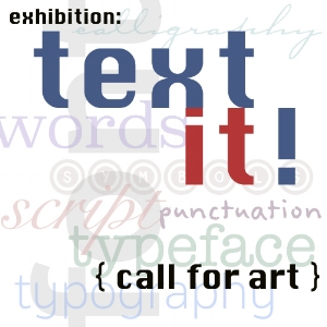Now accepting applications for this exhibition. More info   HERE