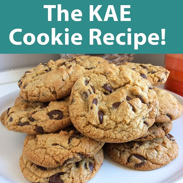 You can still have cookie joy! Ju bëftë mirë!