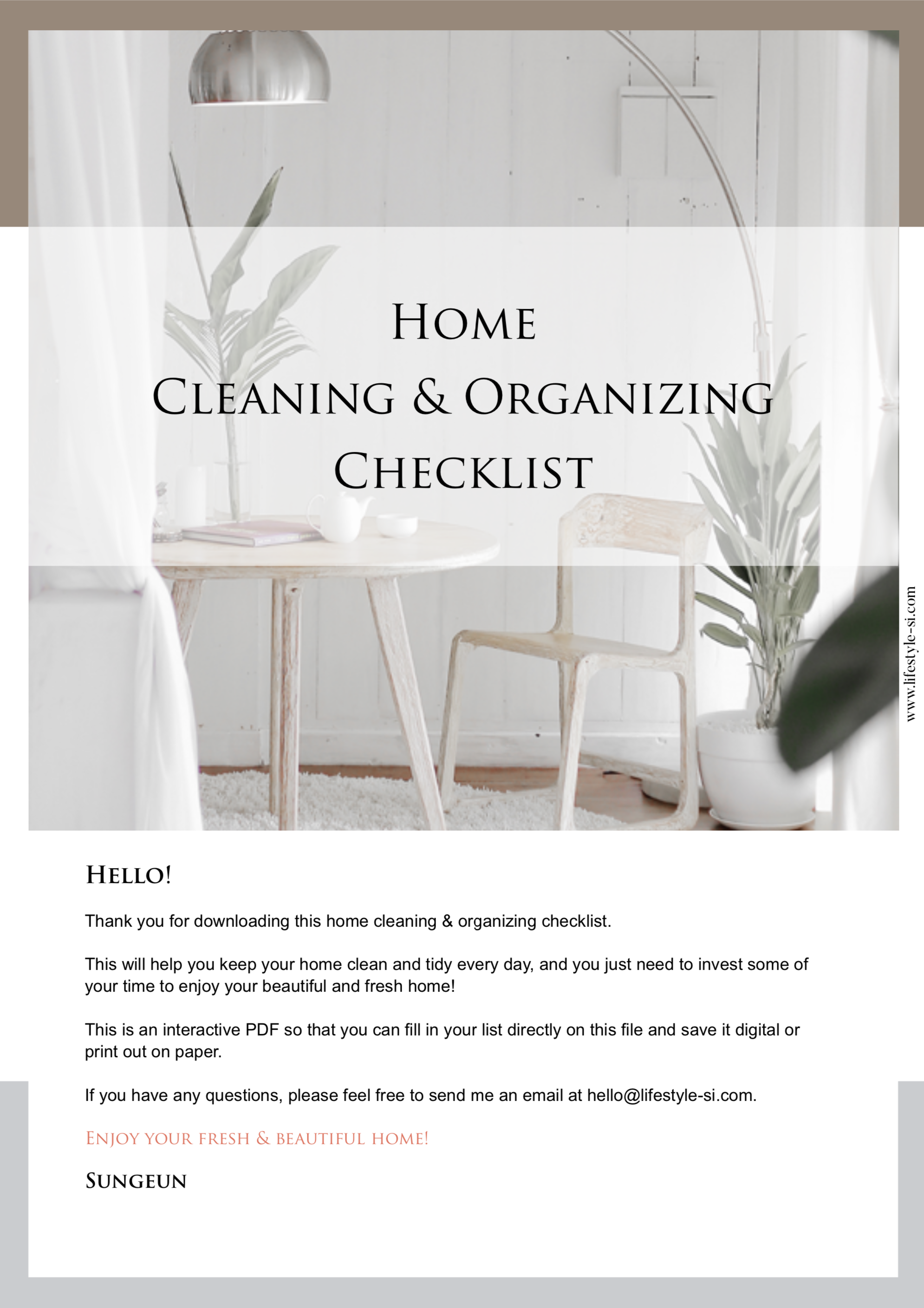home cleaning & organizing checklist 1.png