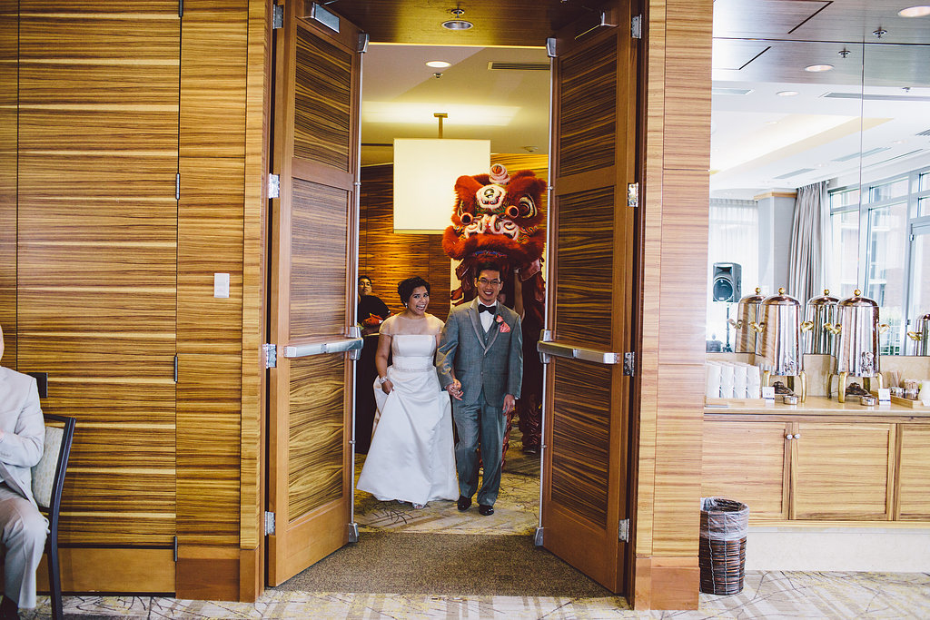 Pan Pacific Hotel Wedding in Seattle | New Creations Wedding Design and Coordination