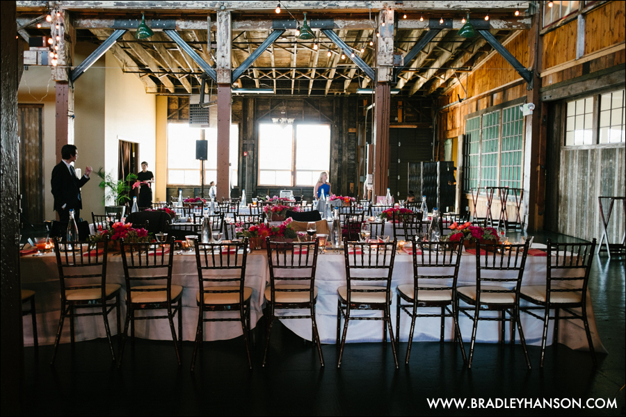 Sodo Park Wedding in Seattle | New Creations Wedding Design and Coordination | Seattle Wedding Planner and Designer